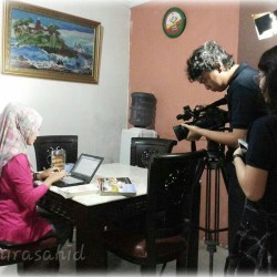 Liputan Emak Blogger di IMS Net TV