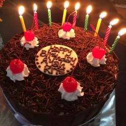 Happy Birthday, Husban