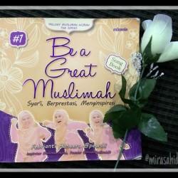 Be a Great Muslimah – Pewski