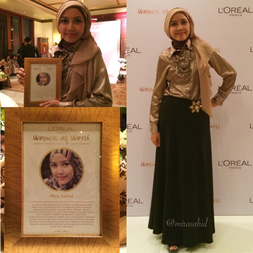 20 Finalis Women of Worth Loreal Paris ID