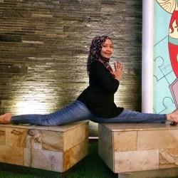 Namaste, Ayo Yoga!