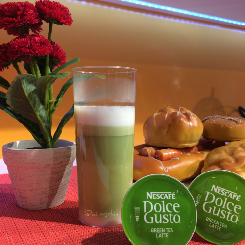 Green Tea Nescafe Dolce Gusto