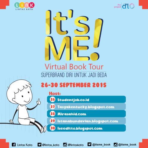 eflyer book tour