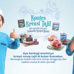 Ikuti Kreasi Tajil Indomilk, yuk!