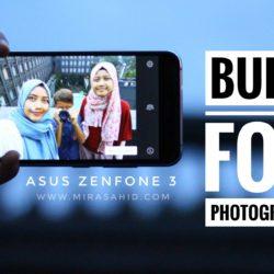 Asus Zenfone 3, Kopdar Blogger Dan Rekor Muri di Bali