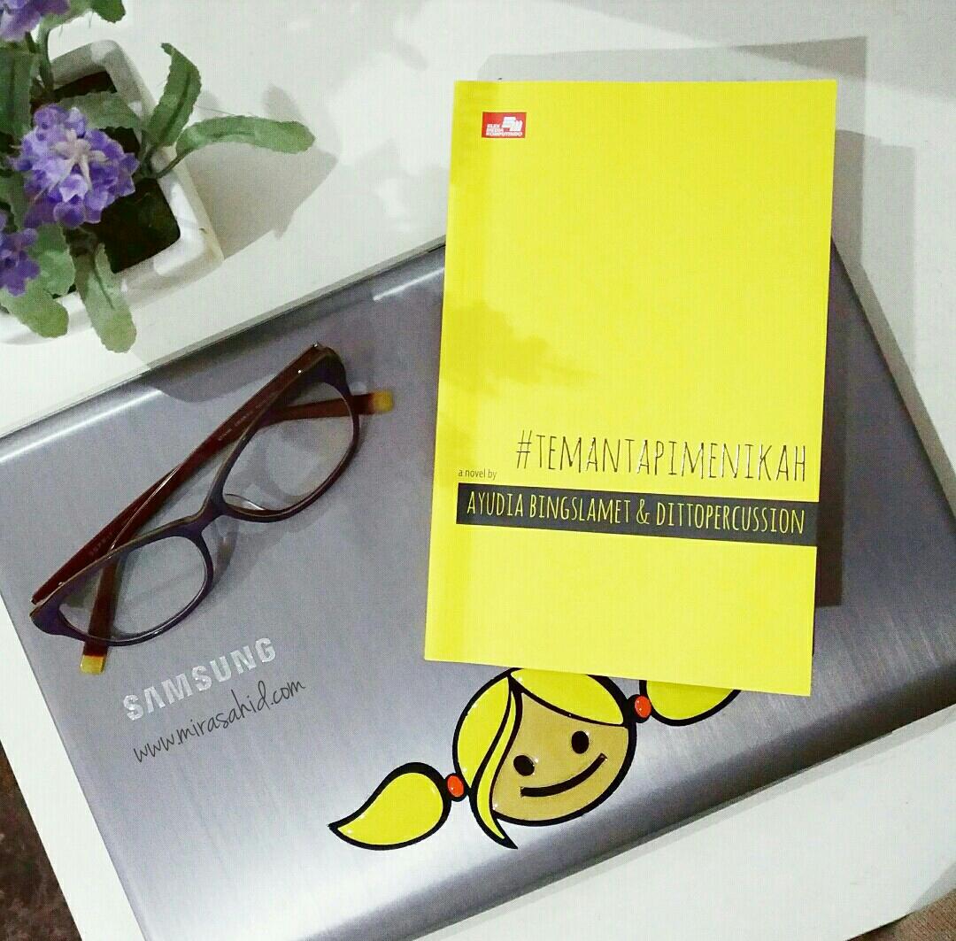 Teman Tapi Menikah Mira Sahid Lifestyle Blogger