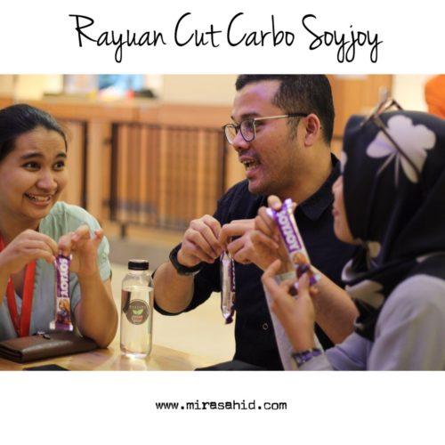Jaga Pola Makan dengan Rayuan Cut Carbo – Soyjoy