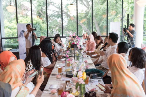 Bio Oil Inspires You Exclusive Blogger Dinner