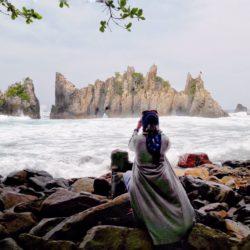 Gigi Hiu Lampung – Pantai Yang Menguji Mental