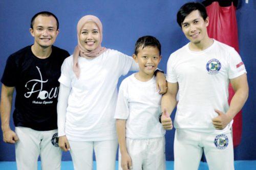 Perkenalan dengan Capoeira Bekasi