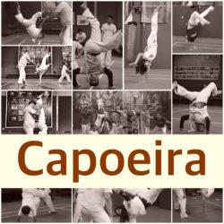 Perkenalan Dengan Capoeira
