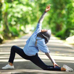 Tentang Olahraga Yoga dan Pose-Pose Indahnya