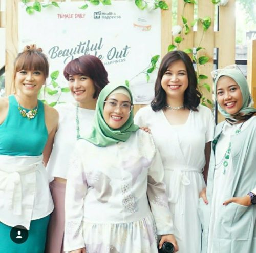 Beautiful Inside Out (Cantik Luar Dalam) with H2 Health and Happiness