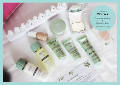 Kosmetik Ristra, Rangkaian Cantik Untuk Perempuan Aktif