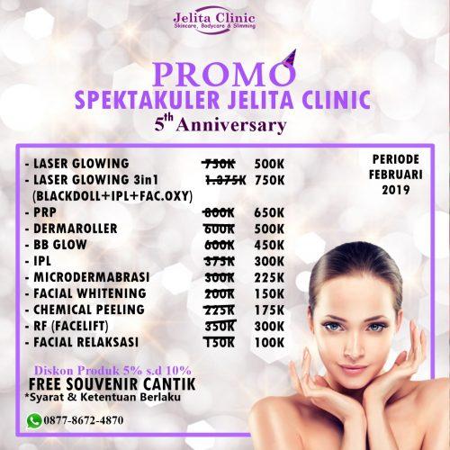 Pengalaman Treatment Perawatan Wajah di Jelita Clinic Bekasi