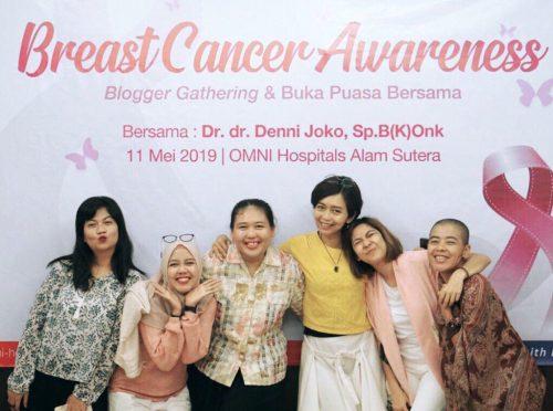 Perempuan, Waspadai Gejala Kanker Payudara Sejak Dini